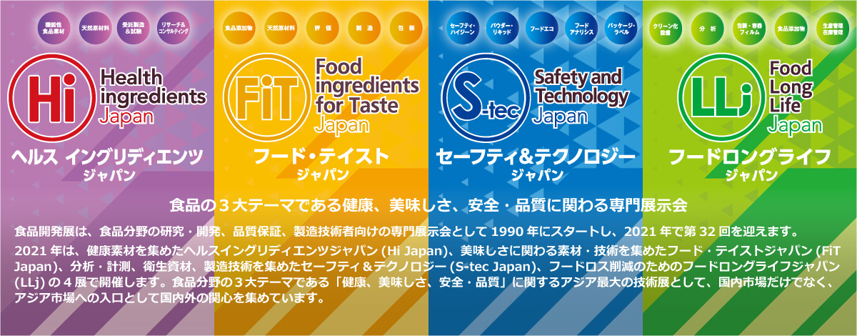 食品開発展