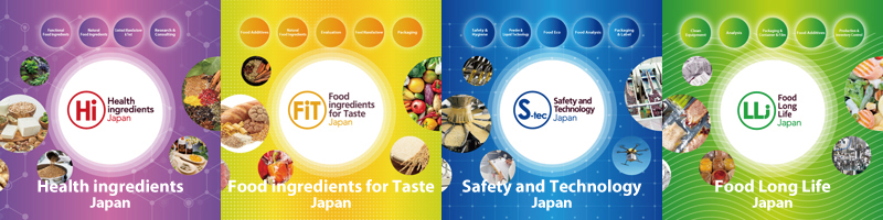 Health ingredients Japan (Hi Japan) 2020, Food ingredients for Taste Japan (FiT Japan) 2020, Safety and Technology Japan (S-tec Japan) 2020 16 Mon - 18 Wed November 2020 Tokyo Big Sight Exhibition Center, West Halls 1,2 & Atrium
